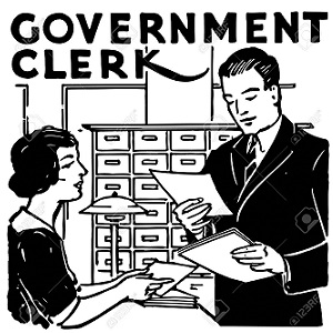 Government Typing Clerk JOB Logo