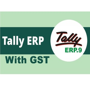 Tally ERP with GST Logo
