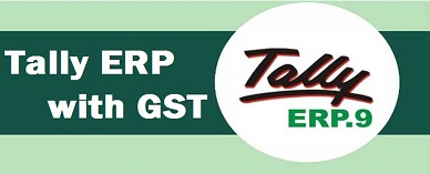 Online Objective For Tally ERP with GST Logo